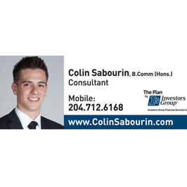 Colin Sabourin Sidebar