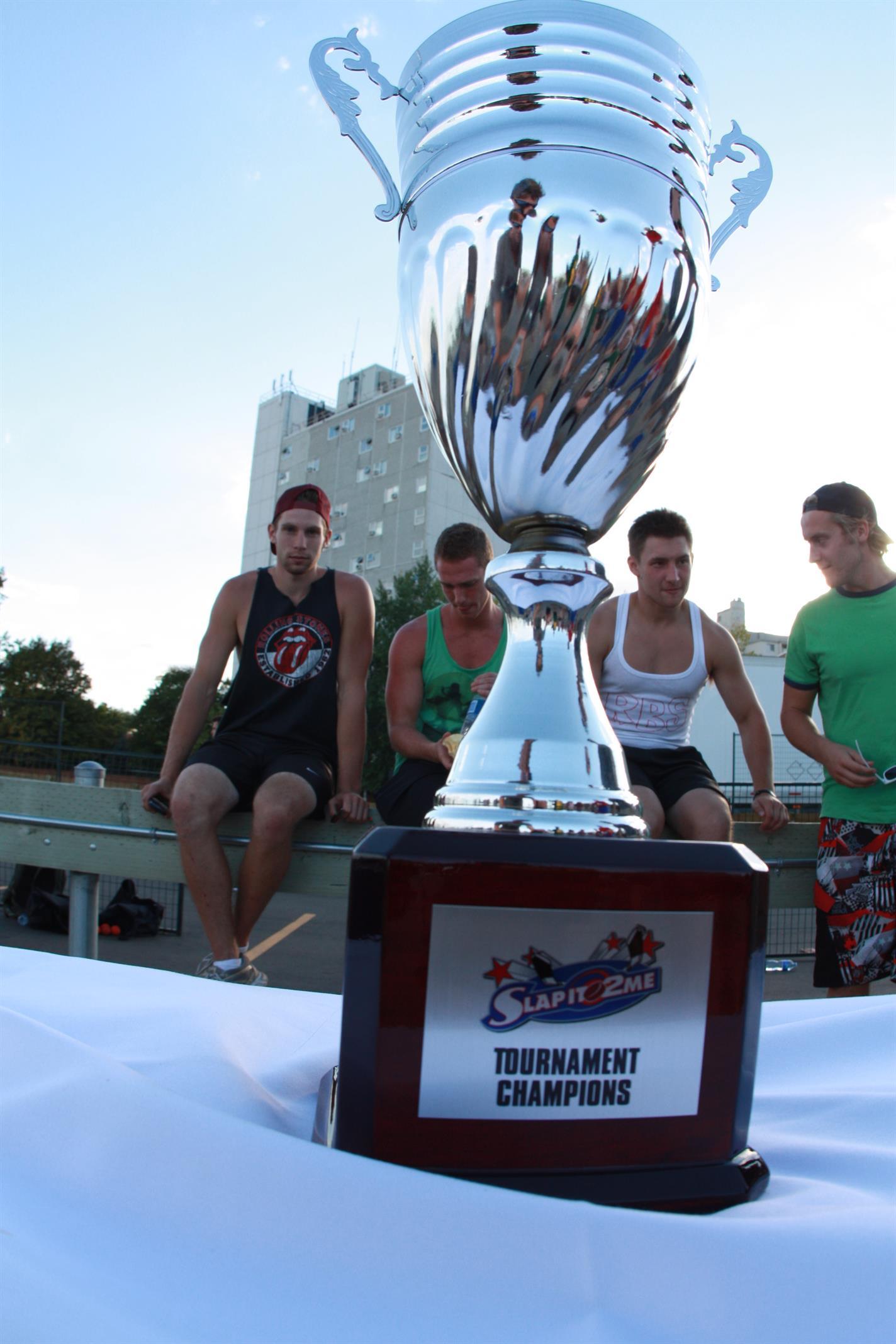 SlapIt2me Trophy