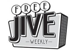 Free Jive Weekly Banner